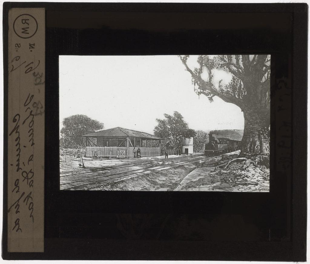 Ligne DSL en 1885