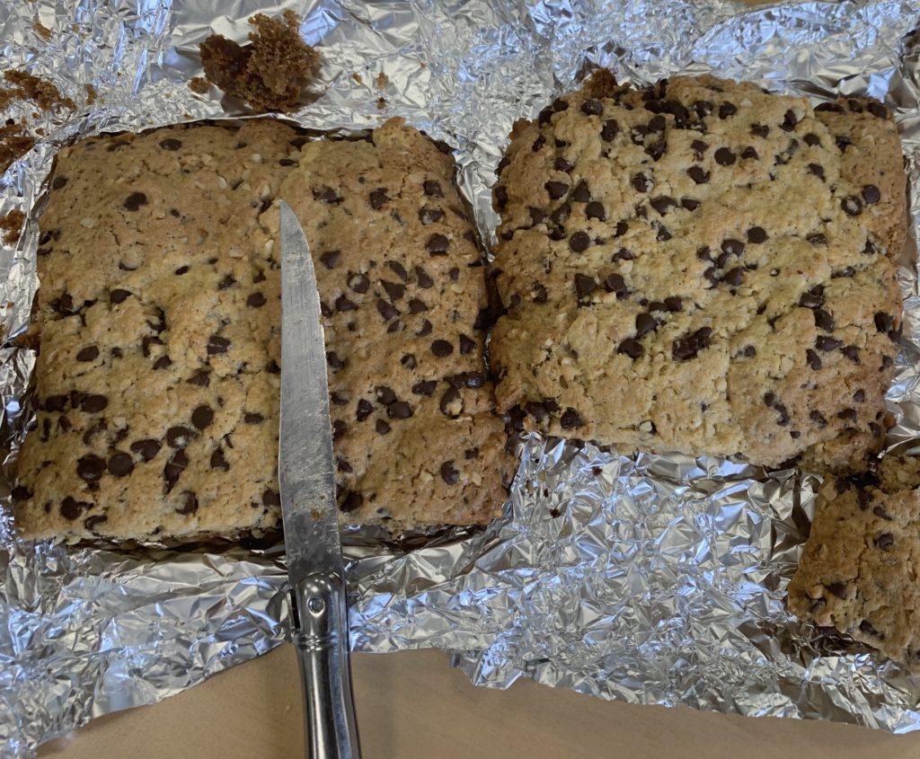 POTAF cookies en plaquette